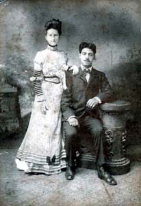 Ciro and Louisa Lanzaro
